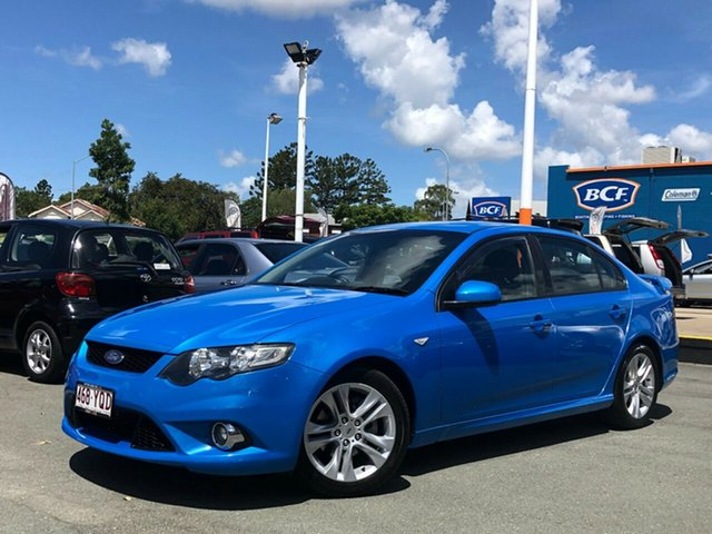 Used Ford Falcon XR6, Greenslopes, 2009 Ford Falcon XR6 Sedan