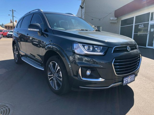 Used Holden Captiva LTZ AWD, Geraldton, 2017 Holden Captiva LTZ AWD Wagon