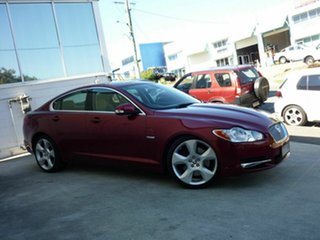 2008 Jaguar XF 4.2 SV8 Supercharged Sedan.