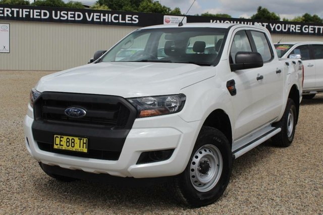 Used Ford Ranger XL 2.2 (4x4), Southport, 2015 Ford Ranger XL 2.2 (4x4) Crew Cab Utility