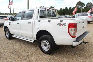 2015 Ford Ranger XL 2.2 (4x4) Crew Cab Utility.