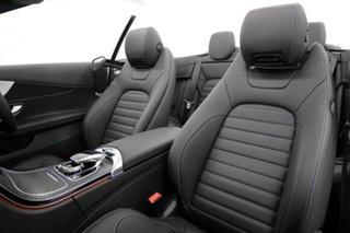 2017 Mercedes-Benz C300 9G-TRONIC Cabriolet.