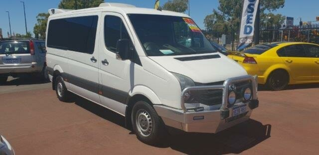 Discounted Used Volkswagen Crafter 50 LWB TDI330, East Bunbury, 2012 Volkswagen Crafter 50 LWB TDI330 Cab Chassis