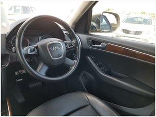 2010 Audi Q5 TDI Wagon.
