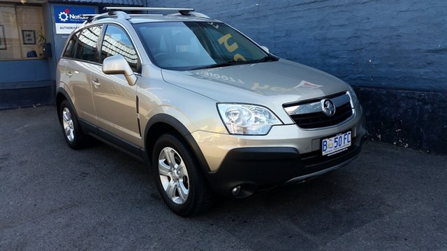 Discounted Used Holden Captiva 5 (FWD), Hobart, 2010 Holden Captiva 5 (FWD) Wagon