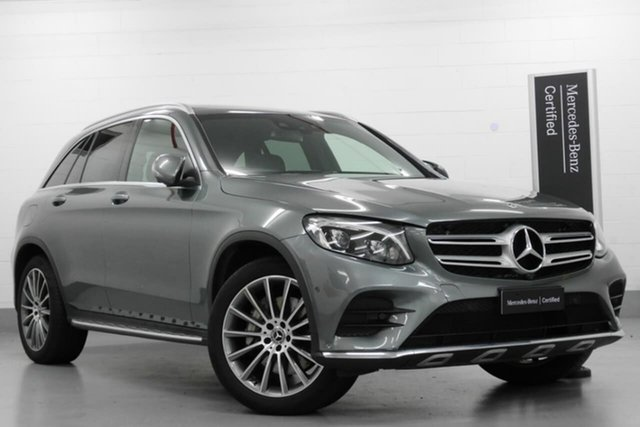 Used Mercedes-Benz GLC220 d 9G-TRONIC 4MATIC, Narellan, 2017 Mercedes-Benz GLC220 d 9G-TRONIC 4MATIC Wagon
