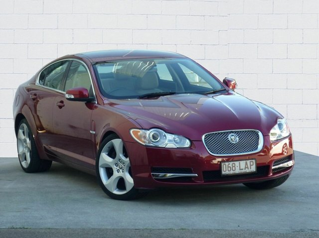 Used Jaguar XF 4.2 SV8 Supercharged, Moorooka, 2008 Jaguar XF 4.2 SV8 Supercharged Sedan