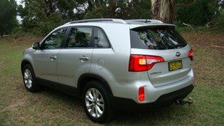 2014 Kia Sorento SLi 4WD Wagon.