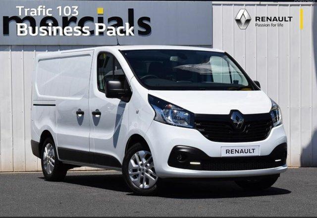 Discounted New Renault Trafic, Narellan, 2018 Renault Trafic