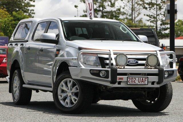 Used Ford Ranger XLS Double Cab, Beaudesert, 2014 Ford Ranger XLS Double Cab Utility