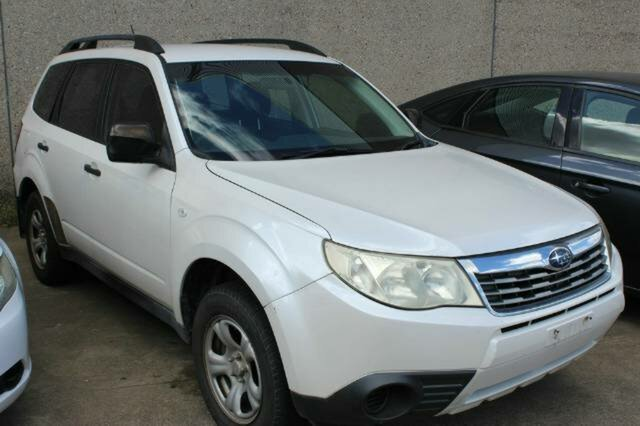 Used Subaru Forester XS, Underwood, 2010 Subaru Forester XS Wagon