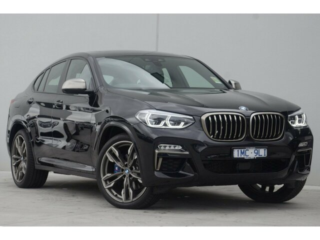 Demonstrator, Demo, Near New BMW X4 M40i Coupe Steptronic, Clayton, 2018 BMW X4 M40i Coupe Steptronic Wagon