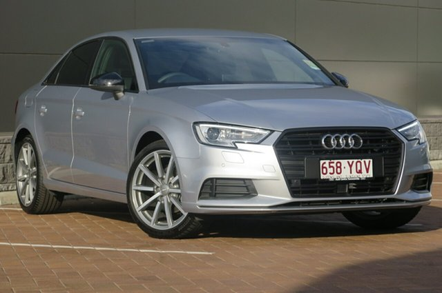 Demonstrator, Demo, Near New Audi A3 Black Edition S Tronic, Toowoomba, 2018 Audi A3 Black Edition S Tronic Sedan
