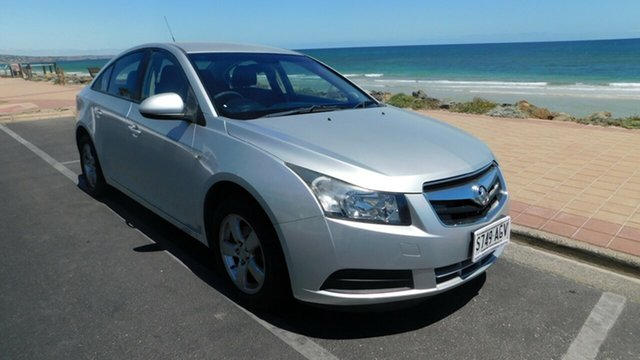 Used Holden Cruze CD, Somerton Park, 2010 Holden Cruze CD Sedan