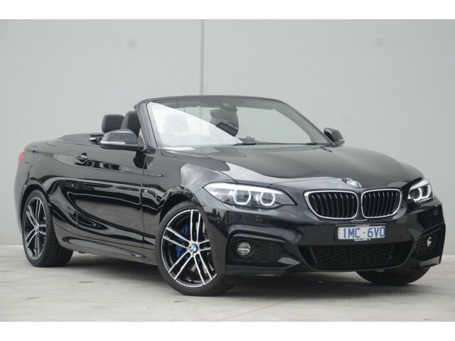 Demonstrator, Demo, Near New BMW 230i M Sport, Clayton, 2018 BMW 230i M Sport Convertible