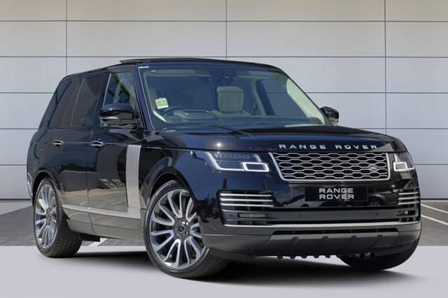 New Land Rover Range Rover SDV8 Autobiography, Southport, 2018 Land Rover Range Rover SDV8 Autobiography Wagon