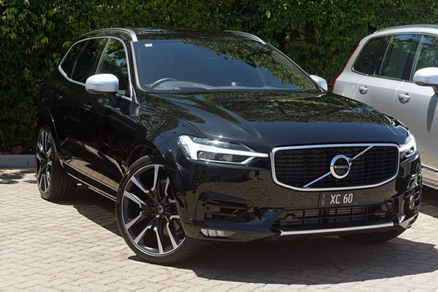 Demonstrator, Demo, Near New Volvo XC60 T6 AWD R-Design, Narellan, 2018 Volvo XC60 T6 AWD R-Design Wagon