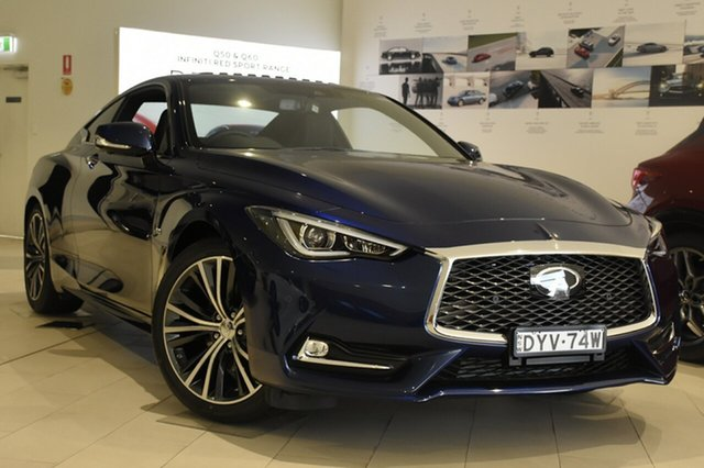 Discounted New Infiniti Q60 Pure, Southport, 2018 Infiniti Q60 Pure Coupe
