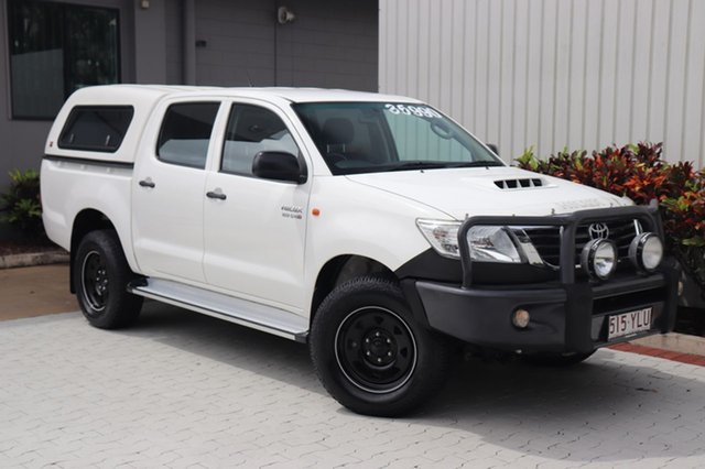 Used Toyota Hilux SR Double Cab, Cairns, 2015 Toyota Hilux SR Double Cab Utility