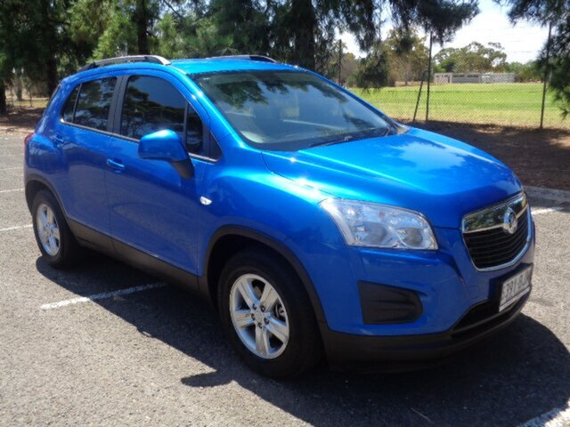 Used Holden Trax LS, Nailsworth, 2015 Holden Trax LS Wagon