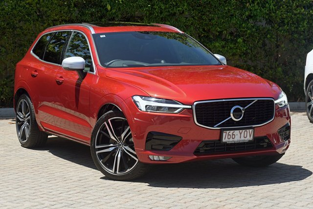 Demonstrator, Demo, Near New Volvo XC60 D5 AWD R-Design, Warwick Farm, 2018 Volvo XC60 D5 AWD R-Design Wagon