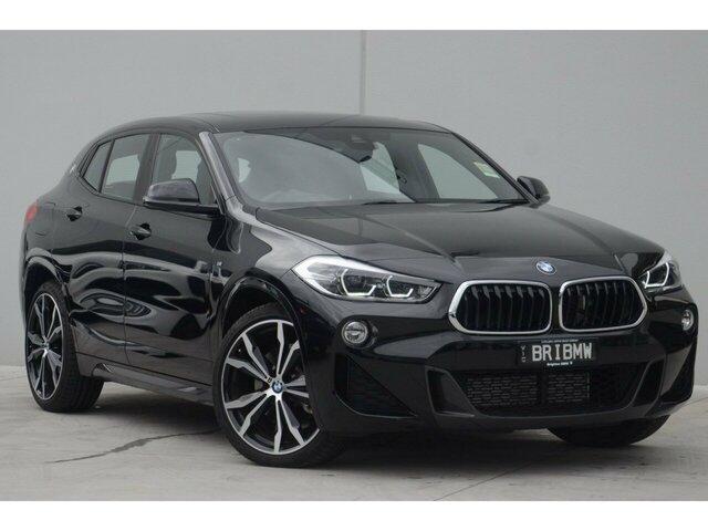 Demonstrator, Demo, Near New BMW X2 sDrive20i Coupe DCT M Sport, Clayton, 2018 BMW X2 sDrive20i Coupe DCT M Sport Wagon
