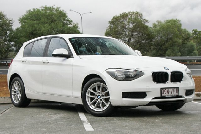 Used BMW 116i Steptronic, Indooroopilly, 2013 BMW 116i Steptronic Hatchback