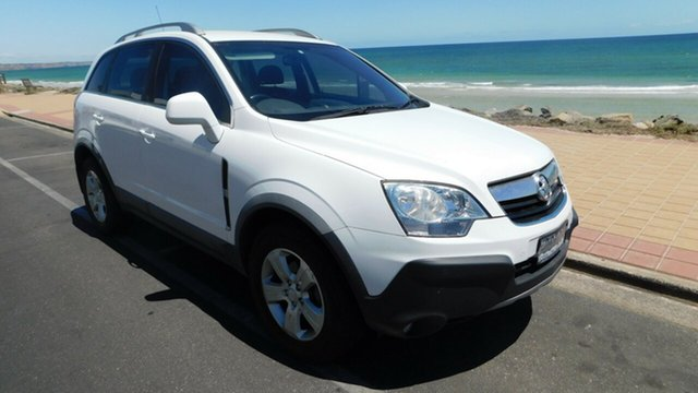 Used Holden Captiva 5, Somerton Park, 2010 Holden Captiva 5 Wagon