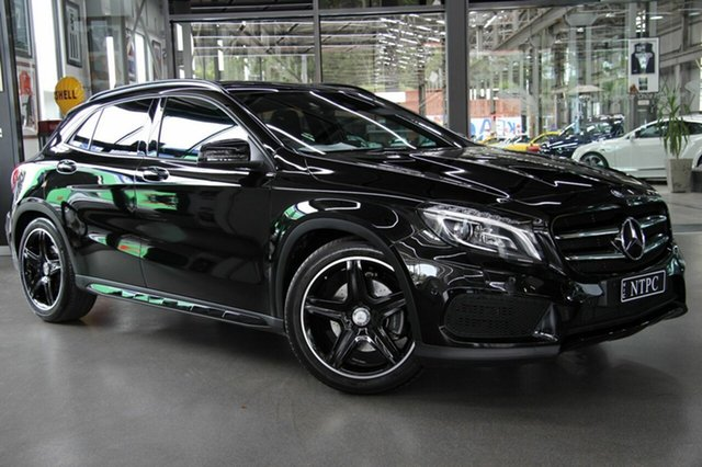 Used Mercedes-Benz GLA 250 4MATIC DCT 4MATIC, North Melbourne, 2016 Mercedes-Benz GLA 250 4MATIC DCT 4MATIC Wagon