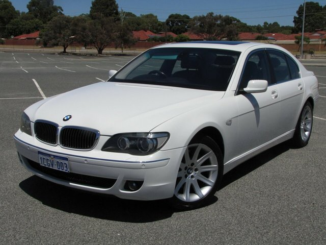 Used BMW 740i Steptronic, Maddington, 2006 BMW 740i Steptronic Sedan