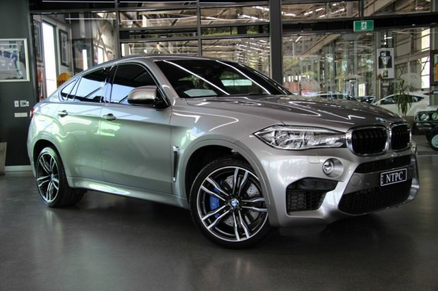 Used BMW X6 M Coupe Steptronic, North Melbourne, 2015 BMW X6 M Coupe Steptronic Wagon