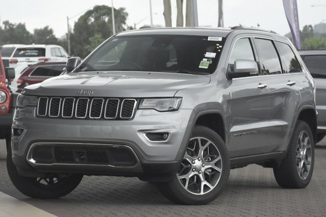 Discounted Demonstrator, Demo, Near New Jeep Grand Cherokee Limited, Narellan, 2018 Jeep Grand Cherokee Limited SUV
