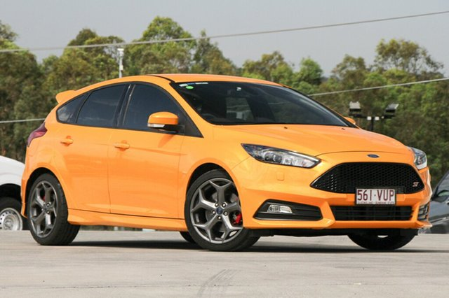 Used Ford Focus ST, Indooroopilly, 2015 Ford Focus ST Hatchback