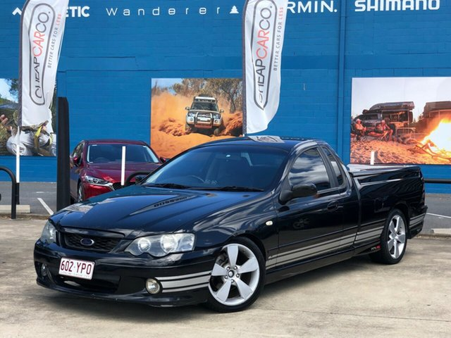 Used Ford Falcon XR8 Ute Super Cab, Greenslopes, 2005 Ford Falcon XR8 Ute Super Cab Utility