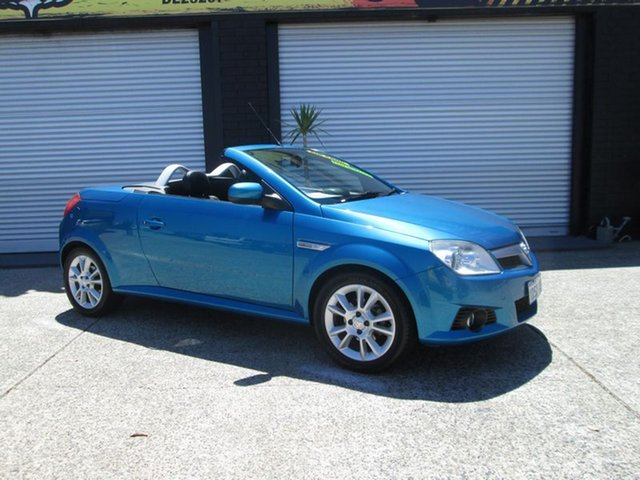 Used Holden Tigra, O'Connor, 2006 Holden Tigra Convertible