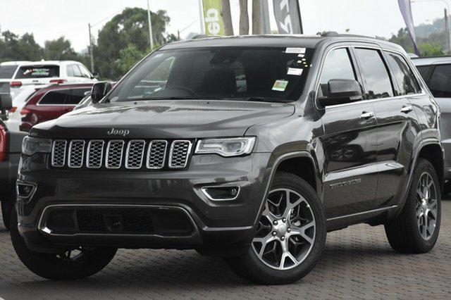 Discounted New Jeep Grand Cherokee Overland, Southport, 2018 Jeep Grand Cherokee Overland SUV