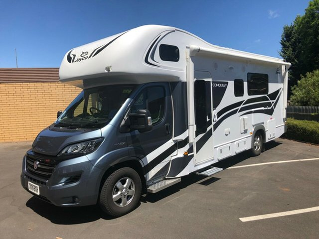 Discounted Used Jayco CONQUEST FA.25-1 MOTORHOME, Klemzig, 2017 Jayco CONQUEST FA.25-1 MOTORHOME Motor Home