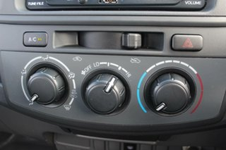 2012 Toyota Hilux SR Dual Cab Pick-up.