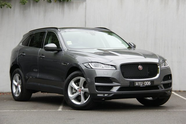 Discounted Demonstrator, Demo, Near New Jaguar F-PACE 30d AWD Prestige, Malvern, 2017 Jaguar F-PACE 30d AWD Prestige Wagon