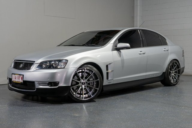 Used Holden Special Vehicles Senator Signature, Slacks Creek, 2008 Holden Special Vehicles Senator Signature Sedan