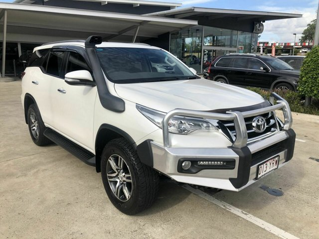 Discounted Used Toyota Fortuner GXL i-MT, Yamanto, 2016 Toyota Fortuner GXL i-MT Wagon