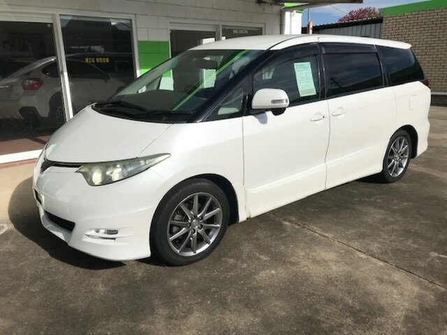Used Toyota Tarago AREAS, Casino, 2007 Toyota Tarago AREAS Wagon