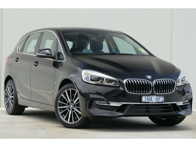 Demonstrator, Demo, Near New BMW 220i Luxury Line Active Tourer D-CT, Clayton, 2018 BMW 220i Luxury Line Active Tourer D-CT Hatchback