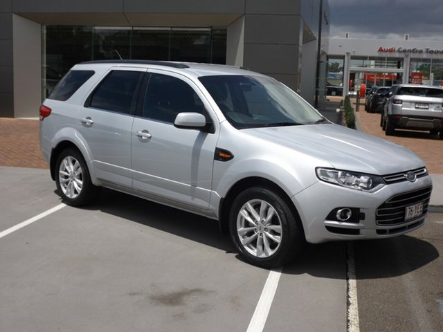 Used Ford Territory TS Seq Sport Shift, Toowoomba, 2014 Ford Territory TS Seq Sport Shift Wagon