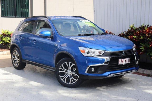 Used Mitsubishi ASX LS 2WD, Cairns, 2017 Mitsubishi ASX LS 2WD Wagon