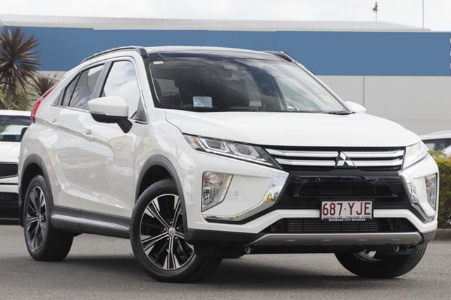 Used Mitsubishi Eclipse Cross Exceed AWD, Bowen Hills, 2017 Mitsubishi Eclipse Cross Exceed AWD Wagon