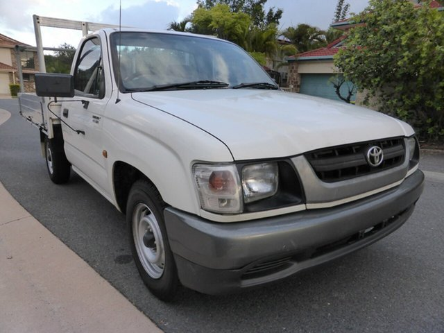 Used Toyota Hilux, Southport, 2002 Toyota Hilux Cab Chassis
