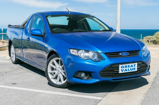 Used Ford Falcon XR6, Reynella, 2014 Ford Falcon XR6 Utility