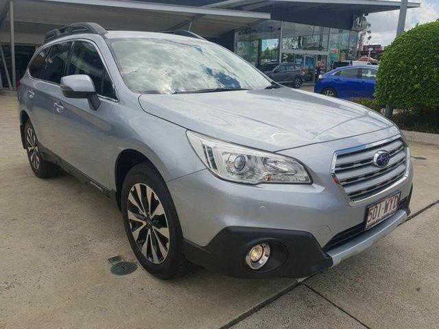 Used Subaru Outback 2.5i CVT AWD, Yamanto, 2016 Subaru Outback 2.5i CVT AWD Wagon