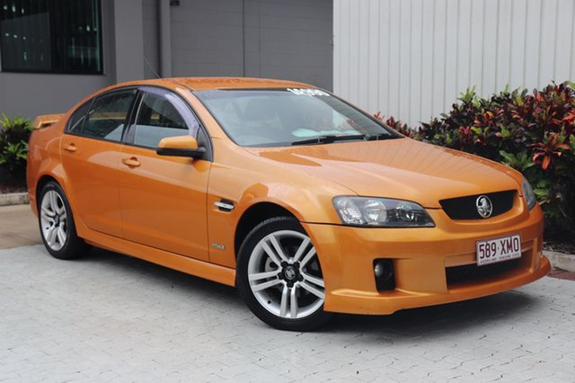 Used Holden Commodore SV6, Cairns, 2009 Holden Commodore SV6 Sedan
